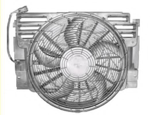 Вентилятор охлаждения радиатора NRF 47217