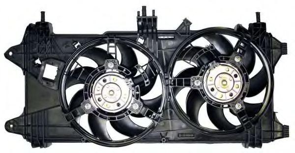 Вентилятор охлаждения радиатора NRF 47231