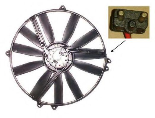 Вентилятор охлаждения радиатора NRF 47300