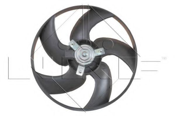 Вентилятор охлаждения радиатора NRF 47321