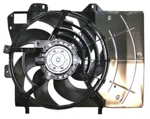 1610781580 Вентилятор охлаждения радиатора NRF 47337