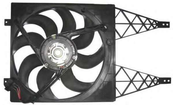Вентилятор охлаждения радиатора NRF 47374