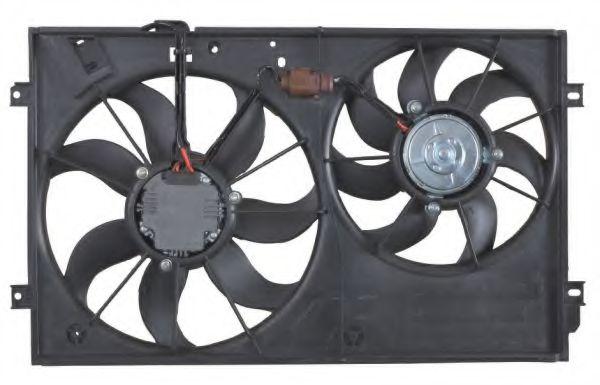 Вентилятор охлаждения радиатора NRF 47394