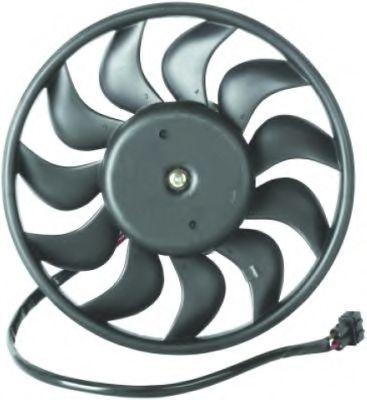 Вентилятор охлаждения радиатора в интернет магазине www.partlider.com