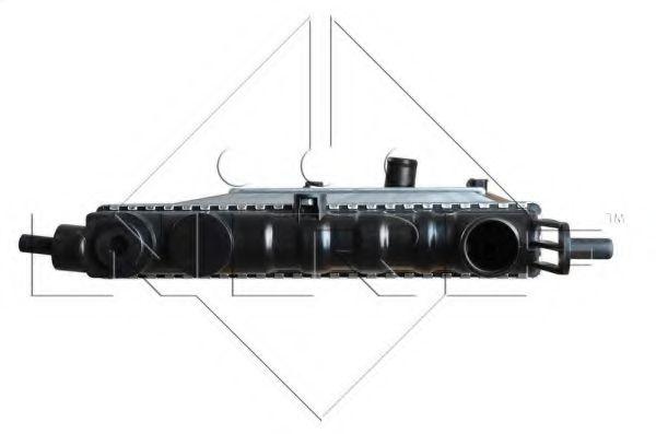 Радиатор охлаждения двигателя OPEL Combo 92- (пр-во NRF)                                             в интернет магазине www.partlider.com
