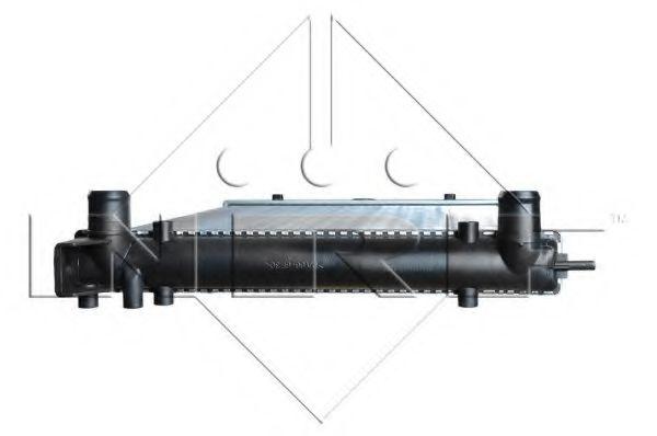 Радиатор охлаждения двигателя FORD Galaxy 95- (пр-во NRF)                                            в интернет магазине www.partlider.com