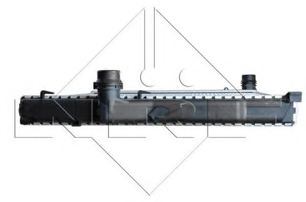 Радиатор охлаждения двигателя BMW 316i 98- (пр-во NRF)                                               в интернет магазине www.partlider.com