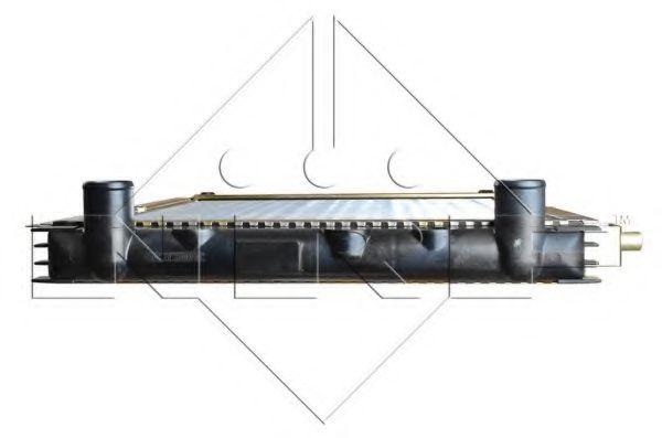 Радиатор охлаждения двигателя NRF 52035