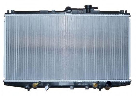 Радиатор охлаждения двигателя HONDA Accord 98- (пр-во NRF)                                           в интернет магазине www.partlider.com