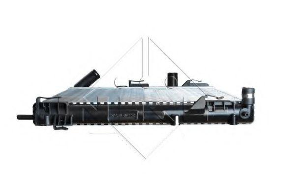Радіатор охолодж. двигуна Renault Kangoo, 1.2, 09.98- NRF 53210
