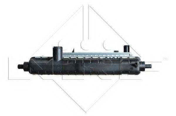 Радиатор охлаждения двигателя Matiz в интернет магазине www.partlider.com