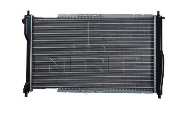 Радіатор охолодж двигуна (+AC) Daewoo Lanos 1.4/1.5/1.6 05.97 NRF 53253
