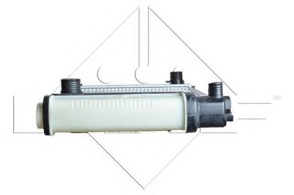 Радіатор охолодження Bmw 3/5 E36/E34 1.6/1.8 i NRF 53426