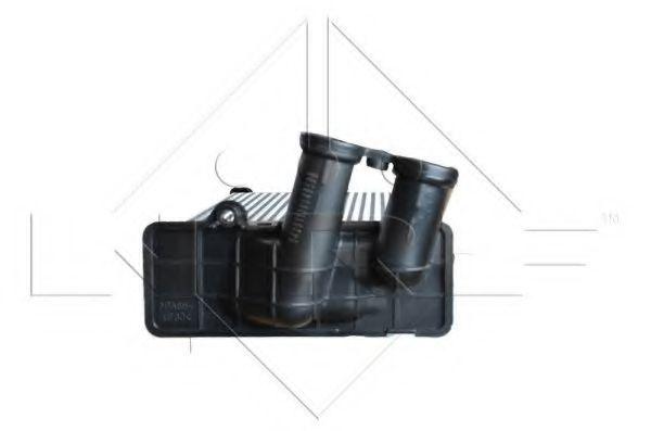 Радиатор отопителя NRF арт. 54251