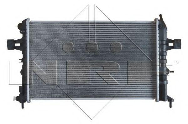 Радиатор охлаждения двигателя EASY FIT в интернет магазине www.partlider.com