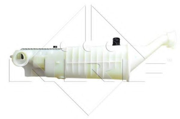 Радіатор охолодж. двигуна CITROEN BERLINGO 1.1/1.4/1.8 06.96- NRF 54677