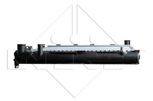 Радіатор охолодження DB 124 2.5D/3.0D 93-96 NRF 58164