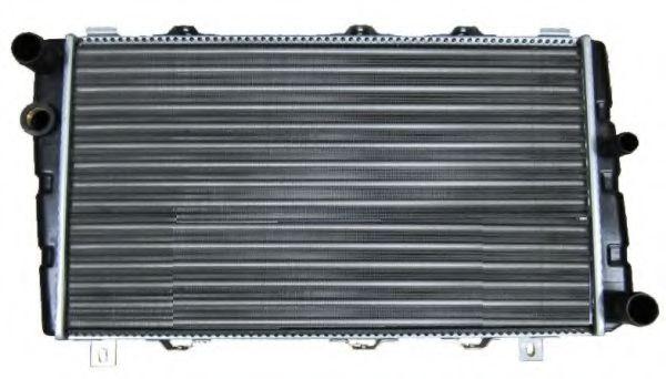Радиатор охлаждения двигателя SKODA 130 88- (пр-во NRF)                                              в интернет магазине www.partlider.com