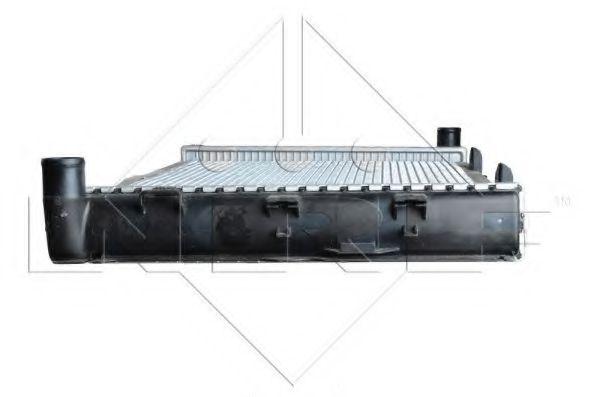 Радиатор охлаждения двигателя NRF 58925