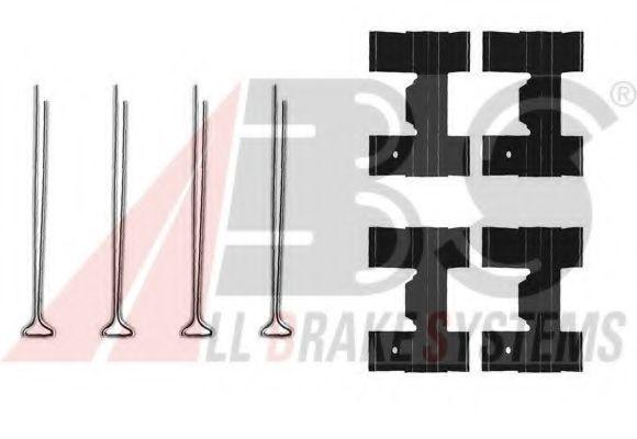 Комплектующие, колодки дискового тормоза  арт. 0951Q