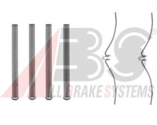 Комплектующие, колодки дискового тормоза  арт. 1061Q