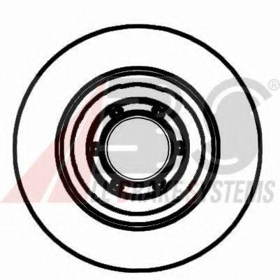 Тормозной диск  арт. 15010