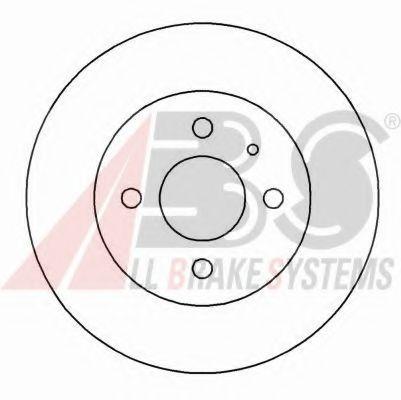 Тормозной диск  арт. 15051