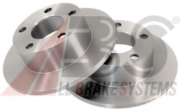 Гальмiвнi диски ABS 16099