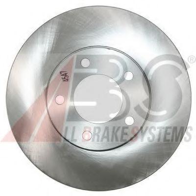 Тормозной диск  арт. 16241