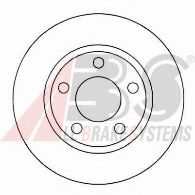Гальмiвнi диски ABS 16293