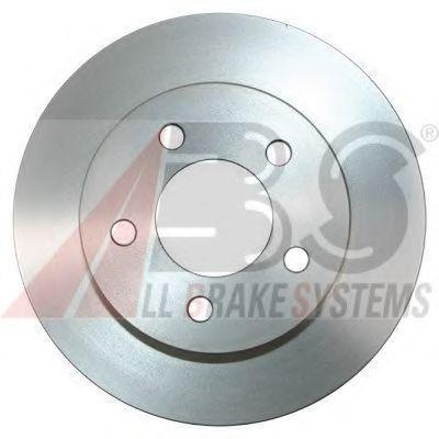 Тормозной диск  арт. 16556