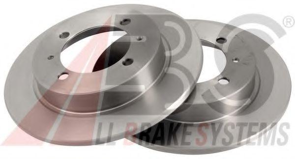 Гальмiвнi диски ABS 16591