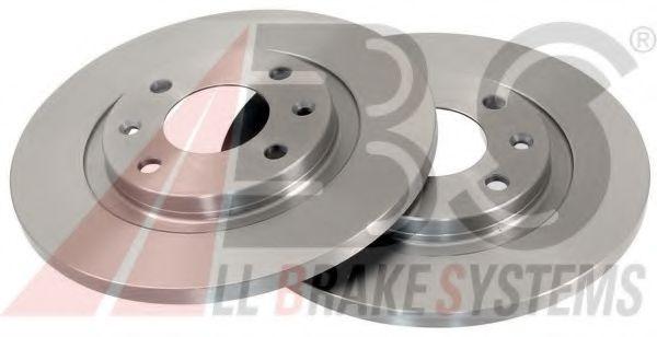Гальмiвнi диски ABS 16899