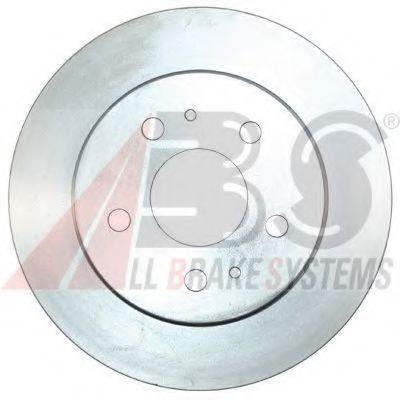 Диск гальмівний ABS 16932