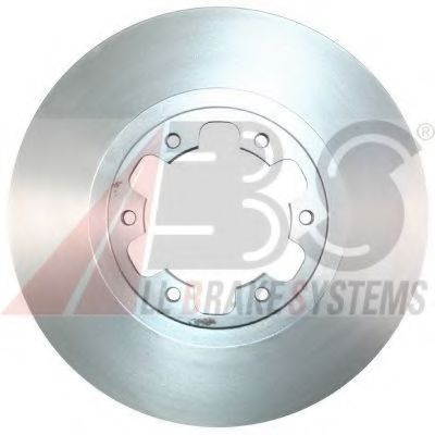 Тормозной диск  арт. 16989