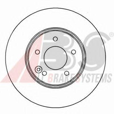 Гальмiвнi диски ABS 17017