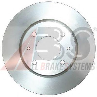 Гальмiвнi диски ABS 17134