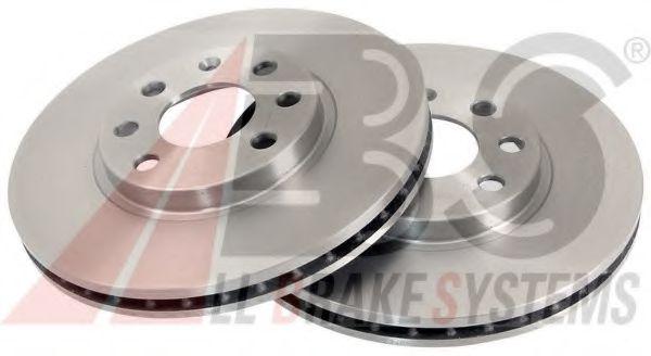 Гальмiвнi диски ABS 17148