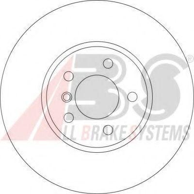 Гальмiвнi диски ABS 17230