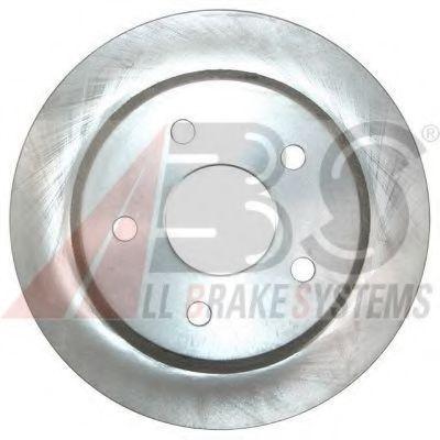 Тормозной диск  арт. 17308