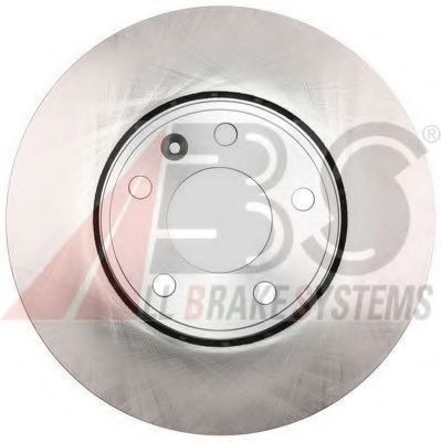 Brake disc pair EGT 410568EGT2
