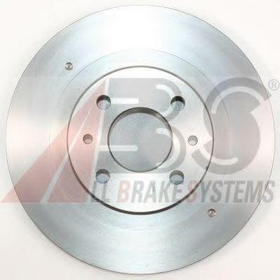 Диск тормозной ВАЗ 2112 передний вент. (пр-во ABS)                                                    арт. 17342