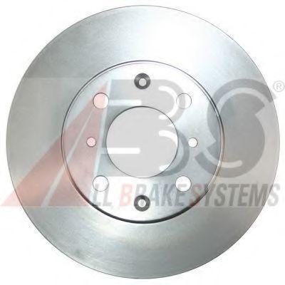 Тормозной диск  арт. 17359