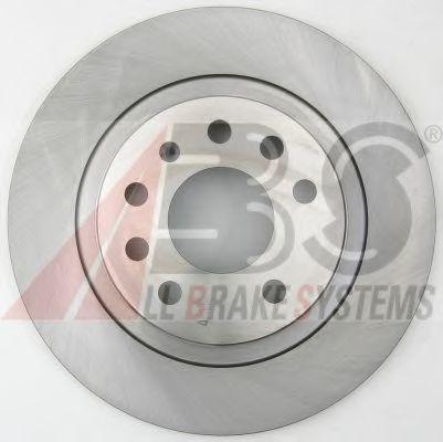 Диск тормозной FIAT/OPEL/SAAB CROMA/SIGNUM/VECTRA/9-3 задн. (пр-во ABS)                              ABS 17369