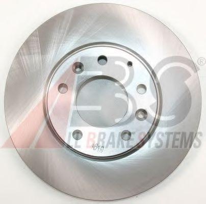 Диск тормозной MAZDA 6 передн. вент. (пр-во ABS)                                                     ABS 17428