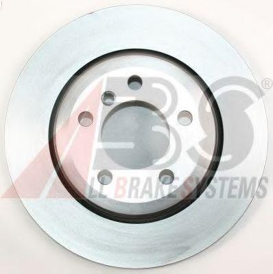 Гальмiвнi диски ABS 17452
