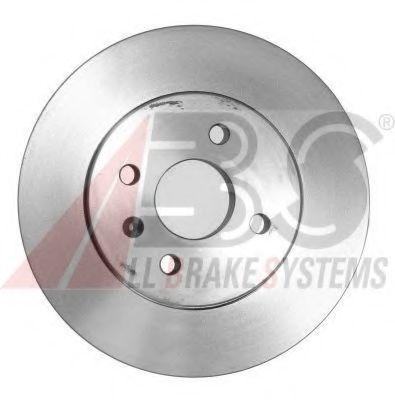 Гальмiвнi диски ABS 17523