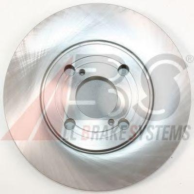 Гальмiвнi диски ABS 17543