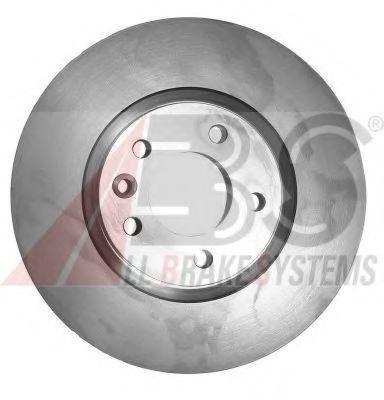 Гальмiвнi диски ABS 17546