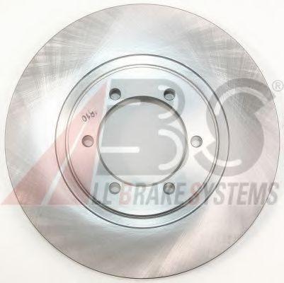 Тормозной диск  арт. 17551